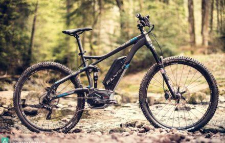 E-bike All Mountain
