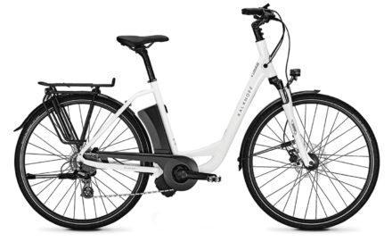 E-bike City Bike