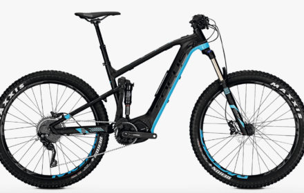 E-bike Enduro